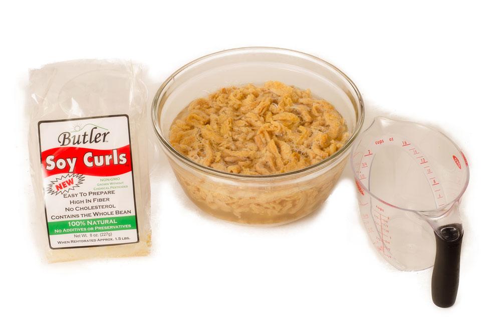 Butler Foods | Soy Curls